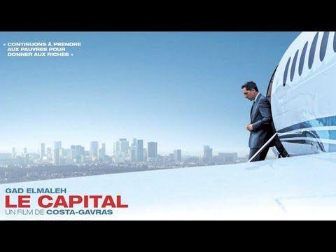 """""""Le Capital"""" le nouveau film de Costa Gavras"""