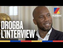 Didier Drogba - J'ai voulu tenter la panenka en finale de Ligue des Champions