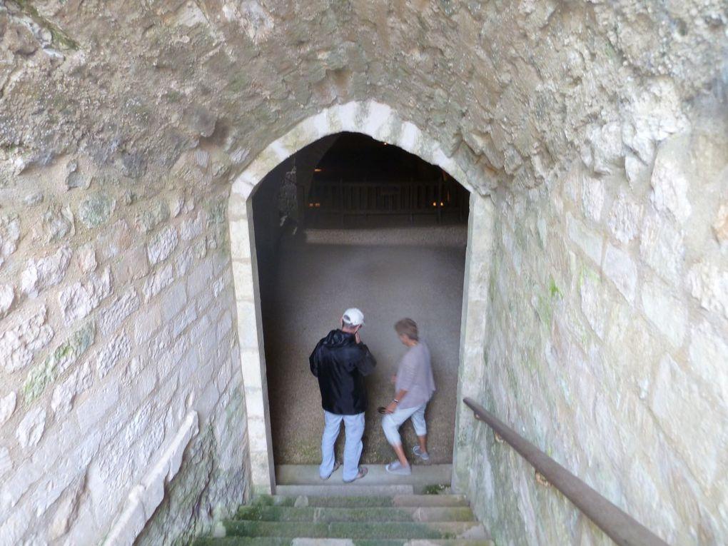 ABBAYE SAINT-PIERRE DE MAILLEZAIS, L'ABBAYE DU MARAIS