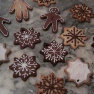 Petits gâteaux de Noël!