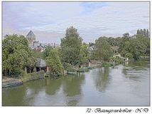 72 - Bazouges-sur-le-Loir - Sarthe