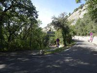 Le col du Pointu et le secteur de Buoux