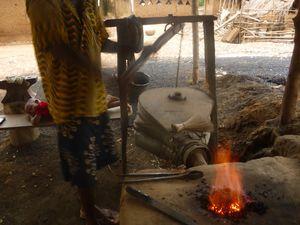 Ines en mission au Ghana via SAKADO