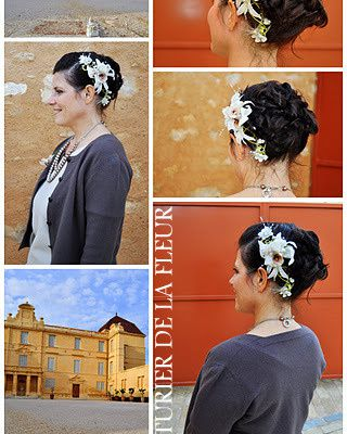 """Carnet d'ambiance """" Théme Baroque Chic"""""""