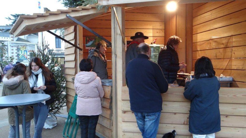 Défilé des Rois Mages et bistrot de Noel décembre 2018.