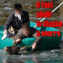 L'abolition de la chasse à courre en 2018 ?84% des français sont pour abolir la chasse à courre