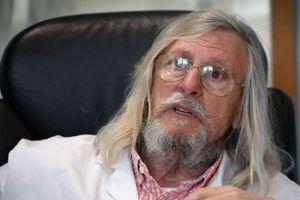 « Chut, taisez-vous ! » : Didier Raoult recadre une journaliste de BFMTV