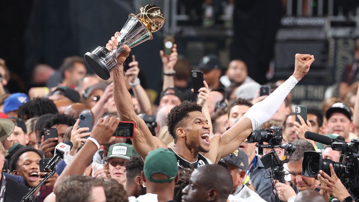 Giannis Antetokounmpo, après le titre NBA : « J'aurais pu rejoindre une super team »