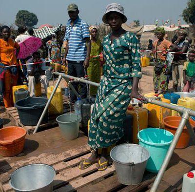 Situation chaotique en Centre Afrique