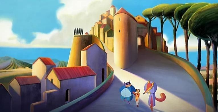Pinocchio di Enzo D'Alò (2012). Una splendida rivisitazione del romanzo di Collodi