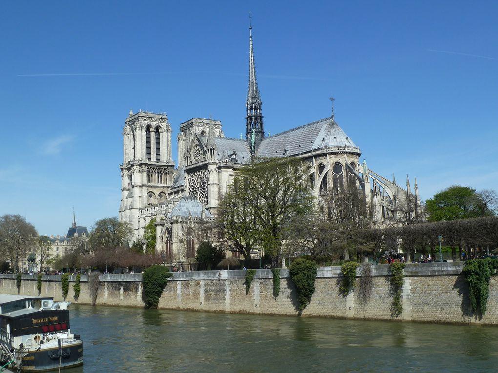 Est-ce, enfin, le printemps à Paris ?