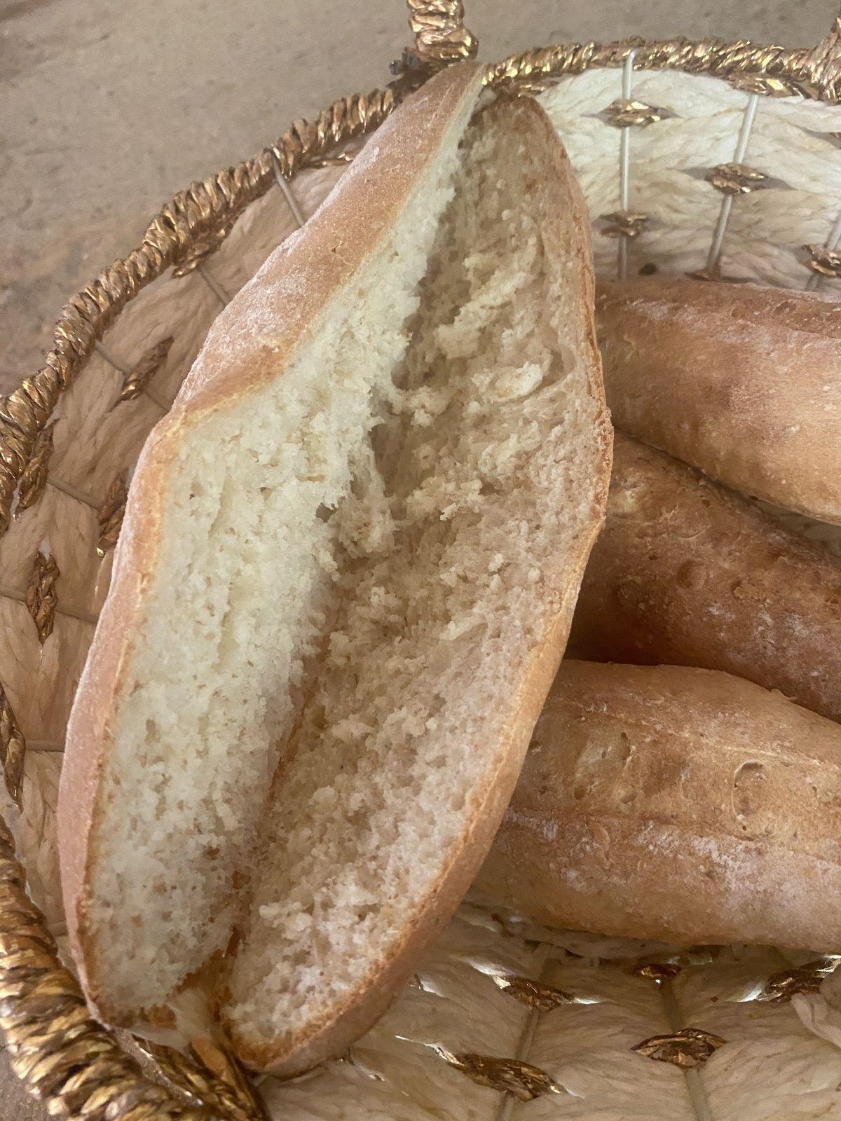 Sandwich merguez pain maison