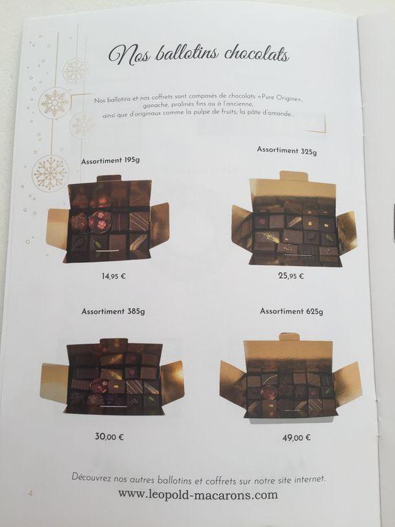 Chocolats Léopold de Pibrac