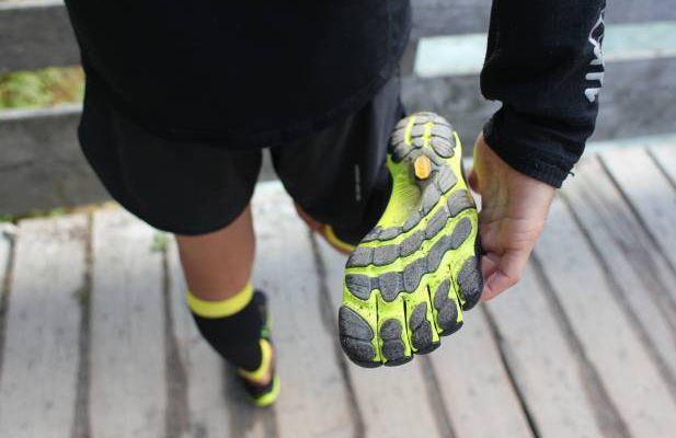 La chaussure connectée qui recharge votre smartphone