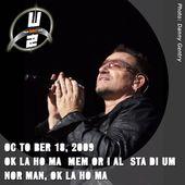 U2 -360° Tour -Normam -USA 18/10/2009 Oklahoma -Memorial Stadium - U2 BLOG