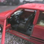 FASCICULE N°51 PEUGEOT 205 GTI SOLIDO 1/43 - car-collector