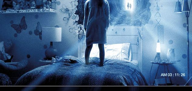 """PARANORMAL ACTIVITY 5 GHOST DIMENSION"": AFFICHE ANIMÉE DU DERNIER VOLET DE LA SAGA !"