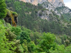 Gorges du Verdon (Voyages en camping-car)