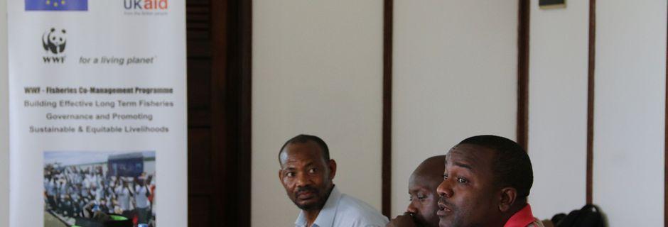 Mwongozo wa Taifa wa Usimamizi Shirikishi wa Rasilimali za Uvuvi Tanzania.