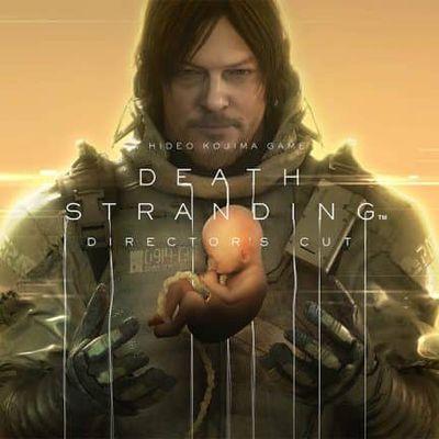 Test :Death stranding Director's Cut ps5