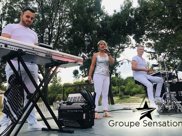 Groupe live pour anniversaire dans le Gard 30