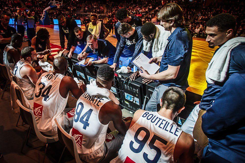 Retour sur la Team France Basket - Episode 1 & 2 pour la qualification à la Coupe du Monde 2019