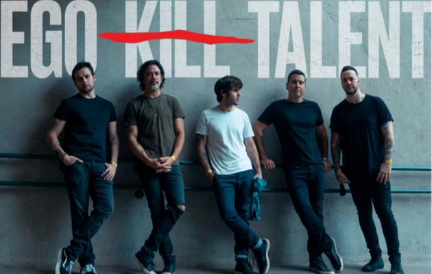 EGO KILL TALENT poursuit son chemin vers son nouvel album, avec un second EP..