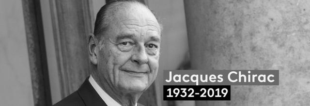 Edition spéciale, Jacques Chirac : l'hommage, aujourd'hui dès 09h30 sur TF1, France 2 et M6