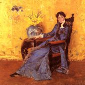 William Merritt Chase - LANKAART