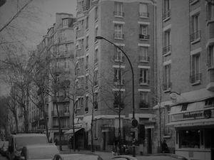 Michel Philippo en lecture... et une idée de la rue Belgrand.