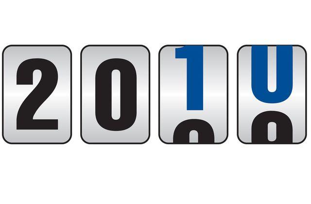 Bonne Année 2010 et 3 ans de Breaking News !