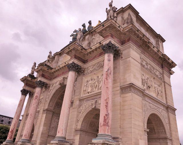 Arc de triomphe du Carrousel 1er