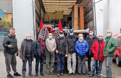 AH en soutien à l'hôpital de Mediaș en Roumanie