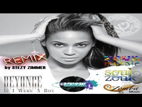 BEYONCE: If I Were a Boy. 2013 remix by Stezy Zimmer. Powered by ZMN