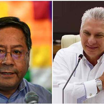Le Président de Cuba remercie la Bolivie de sa solidarité contre le blocus