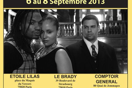 3eme Festival International de Films de la Diaspora Africaine