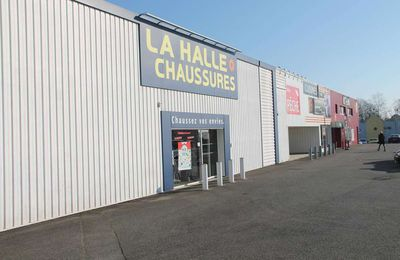 Tong halle aux chaussures