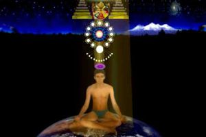 the ascension and treatment meditation