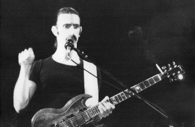 """Frank Zappa (21 dé""""cembre 1940--4 décembre 1993)"""