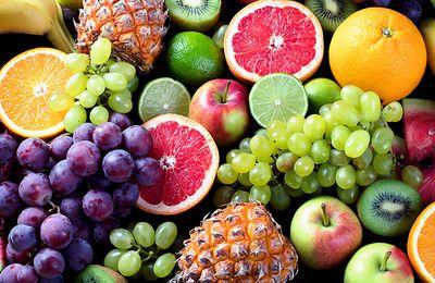 Les fruits frais