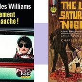 Charles Williams : Vivement dimanche ! (Série Noire, 1963) - Le blog de Claude LE NOCHER