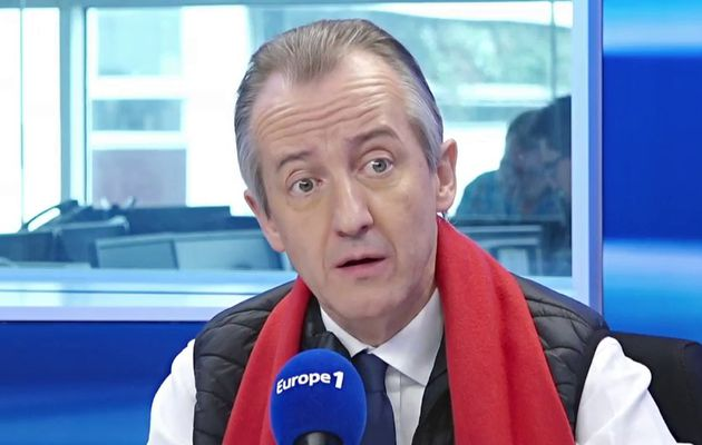 Christophe Barbier quitte L'Express