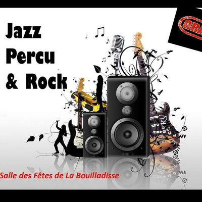 Concert Jazz, Percu et Rock