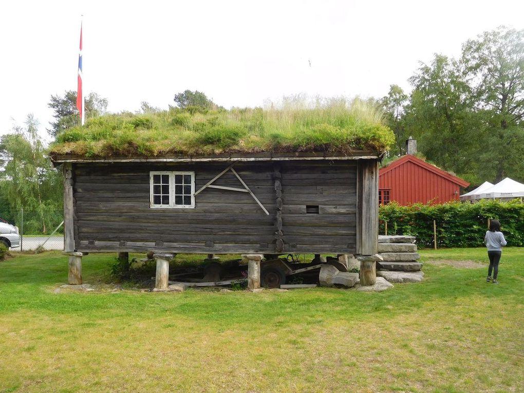 Museo etnologico all'aperto di Molde: Romsdal Folk Museum (Norvegia)
