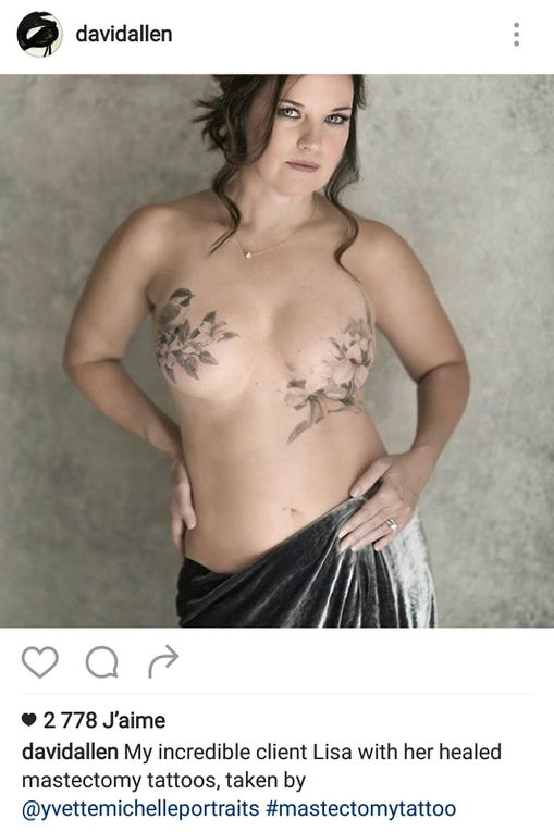 I am not my boobs...