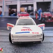 225-B CITROEN BX 4 TC RALLYE #15 MAJORETTE 1/56 - car-collector.net