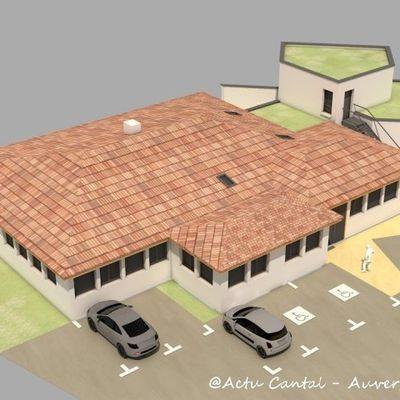 Un maison de santé de Maurs