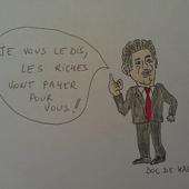 Jean-Luc Mélenchon: La fourmi paiera pour la cigale - Doc de Haguenau