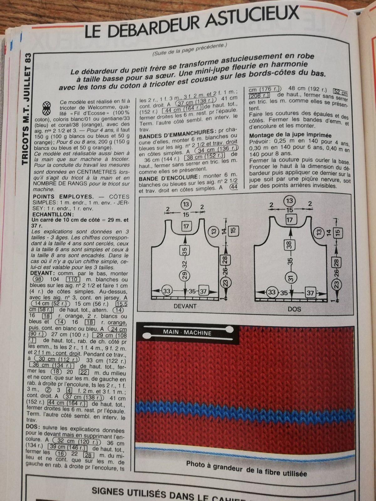 Tuto tricot, crochet et couture