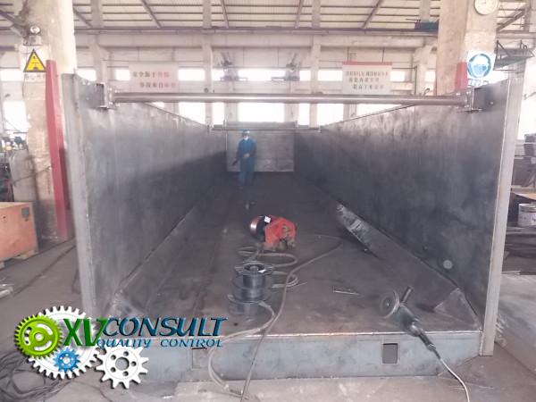 Export  Chine ,fabrication ,controle qualite semi remorques bennes hydrauliques    20 >35 m3  , 2 -3-4 essieux  , service export  et transports . :  info@xvconsult.com